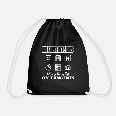 Mathematician Mathematician Mathematician Job - Drawstring Bag