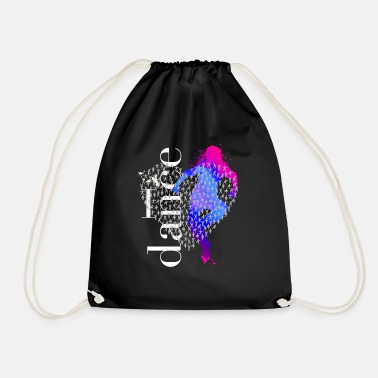 dance - Drawstring Bag