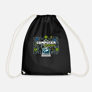 Computer Science Computer Science Proud Computer Science - Drawstring Bag