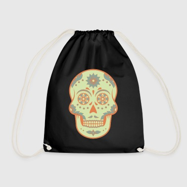 Sugar Skull - Drawstring Bag