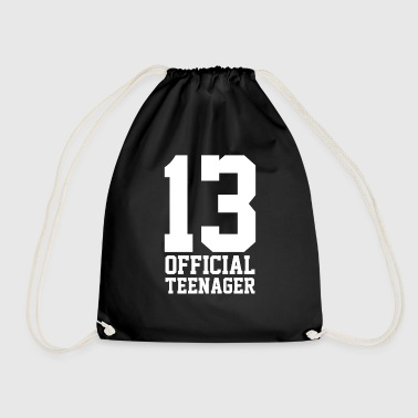 Gift for teen teen 13 years 2003 - Drawstring Bag