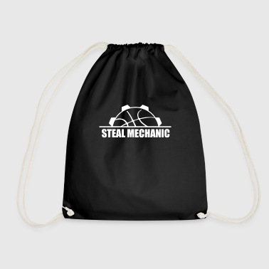 Steal mechanic - Drawstring Bag