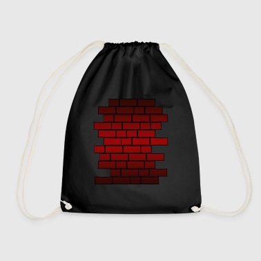 Wall - Drawstring Bag