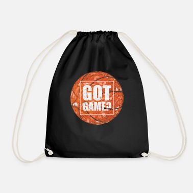 Topper Basketbal Streetball Gift Topper Vrije-worp - Gymtas