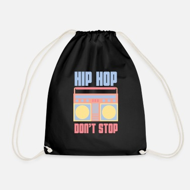Hop Hip hop - Drawstring Bag