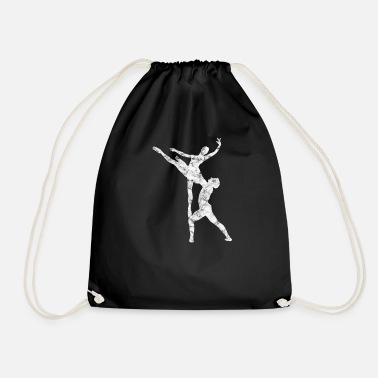 Couples couple - Drawstring Bag