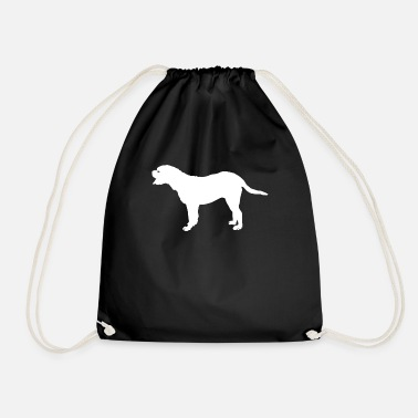 Dogue De Bordeaux Dogue de Bordeaux - Drawstring Bag