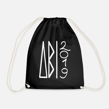 Abi ABI 2019 abi motto - Drawstring Bag