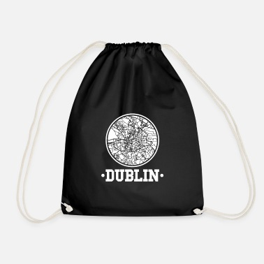 Ireland - Drawstring Bag