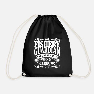Fishery fishery guardian the one and only - Drawstring Bag