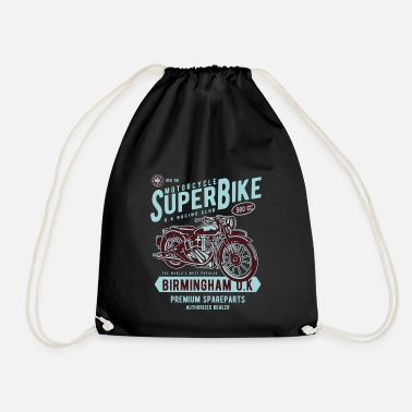 Superbike Superbike motorcycle - Drawstring Bag