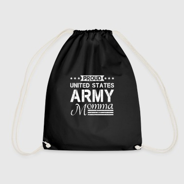 Proud United States Army Momma - Gymtas