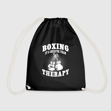 Boxing it's cheaper than Therapy - Worek gimnastyczny