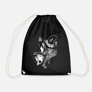 Witch Witch witch - Drawstring Bag