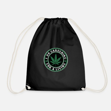 Hanf I do Gardening for a living - Sac de sport léger