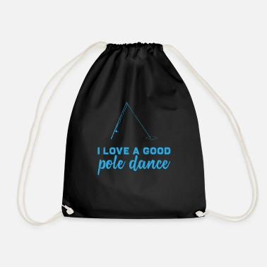 Fishing Rod Fishing - Fishing Rod - Fishing Rod - Gift - Fishing - Drawstring Bag