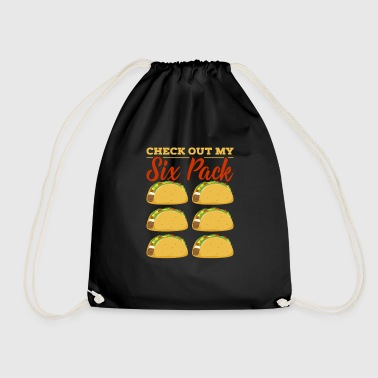 Six pack - Drawstring Bag