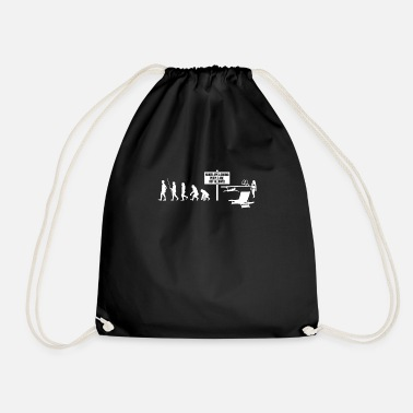 Swim Swim in the water or in the sea Gift - Drawstring Bag