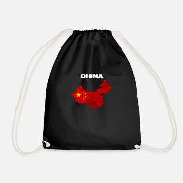 China China - Drawstring Bag