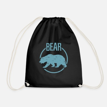 Bear Bear - Bear - Drawstring Bag