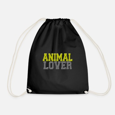 Animal Lover Animal lover - Animal lover - Drawstring Bag