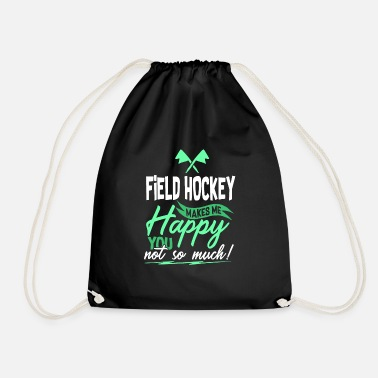 Hockey Field Hockey - Field Hockey - Drawstring Bag