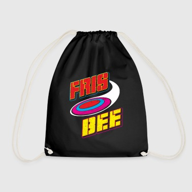 Frisbee - Ultimate Frisbee - Drawstring Bag