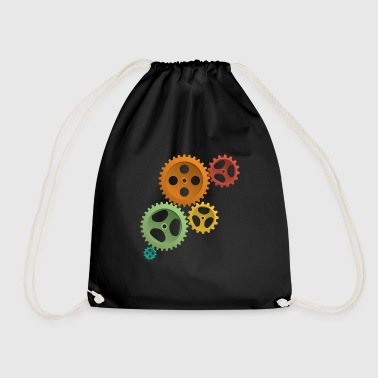 Gear Gears - Drawstring Bag