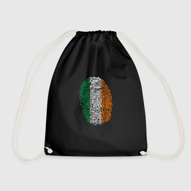 Ireland Leprechaun Leprechaun Whiskey Gift - Drawstring Bag