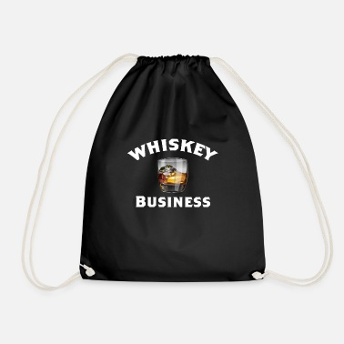 Whiskey Whiskey Funny Design - Whiskey Business - Gymtas