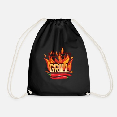 Grill Grill master grilling grill - Drawstring Bag