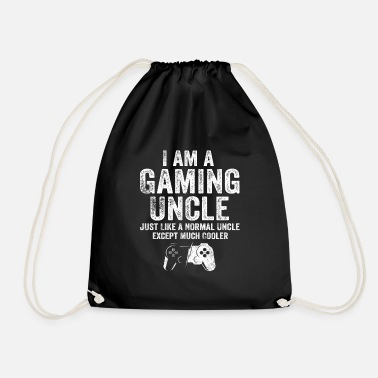 Video Game Players Video Gamer Gifts, Video Game Players, Video Game - Drawstring Bag