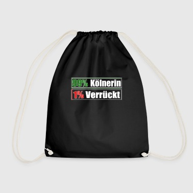 Region Regions Koelnerin - Drawstring Bag