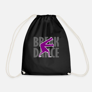 Breakdance Breakdance Breakdancer Breakdance Streetdance - Mochila saco