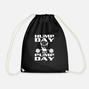 Day Hump day aka pump day - Sac de sport léger
