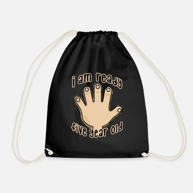 Production Year GP19B-FIVE YEAR BABY PRODUCTS - for 5 years! - Drawstring Bag