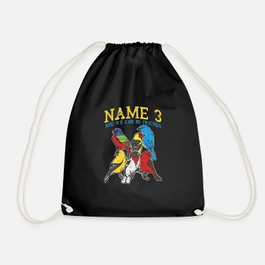 Bird Watching Bird watching - Drawstring Bag