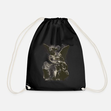 Fishing Rod fishing rod - Drawstring Bag