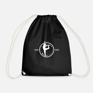 Gymnastic - premium design - Drawstring Bag