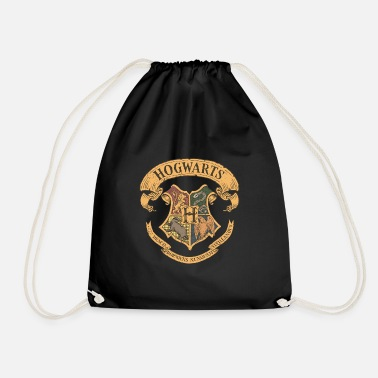 Harry Potter Hogwarts Coat of Arms small - Gymnastikpåse