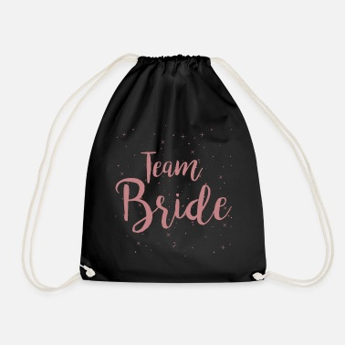 Team Team Bride - Turnbeutel