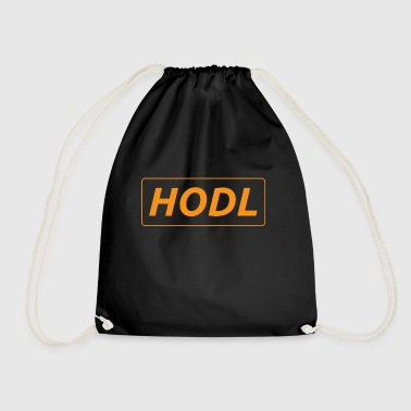 HODL - solo un simple recordatorio - Mochila saco