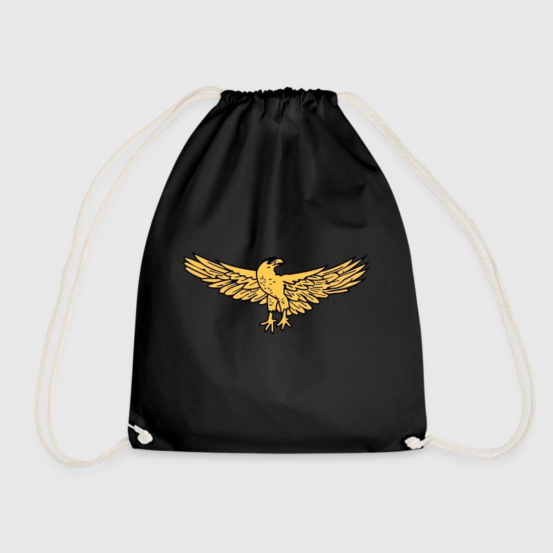 Eagle Rome SPQR - Drawstring Bag