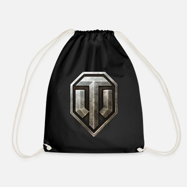 World Of Tanks World of Tanks Logo - Drawstring Bag