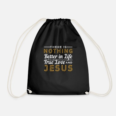 Jesus Jesus - Drawstring Bag