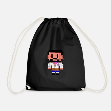 Prison Prisoner - Drawstring Bag