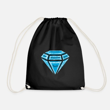 Clan DAM clan - Drawstring Bag