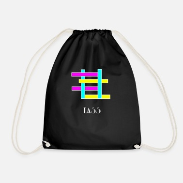 Wet wet - Drawstring Bag