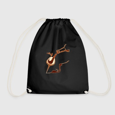 wine wine wine gift - Drawstring Bag