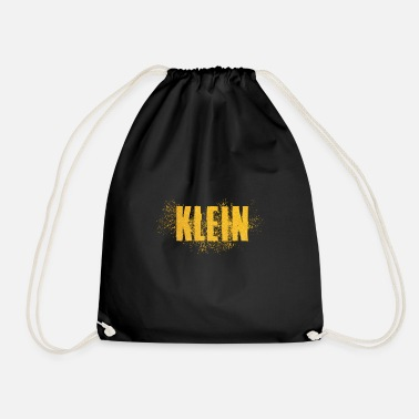 Small Small - Drawstring Bag